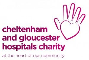 Cheltenham and Gloucester Hospitals Charity logo