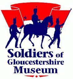 Soldiers of Gloucestershire Museum logo