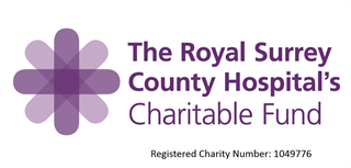 Royal Surrey County Hospital's Charitable Fund logo