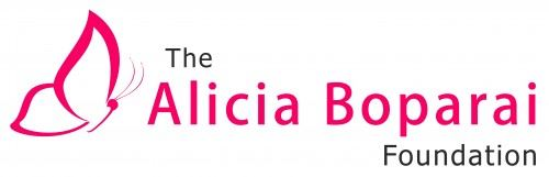 The Alicia Boparai Foundation logo
