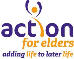 Action for Elders logo