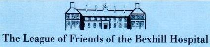 The League of Friends of the Bexhill Hospital  logo