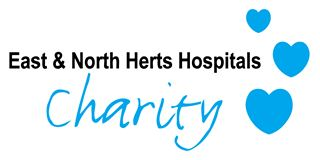 East and North Hertfordshire NHS Trust Charitable Fund logo
