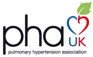 Pulmonary Hypertension Association UK logo