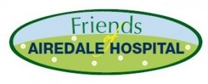Friends of Airedale Hospital logo