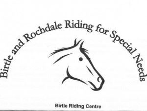 Birtle & Rochdale Riding for Special Needs logo