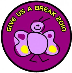Give Us A Break 2010 logo