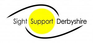 Sight Support Derbyshire logo