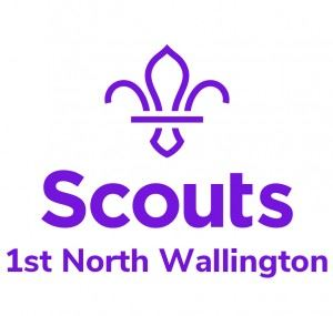 1st North Wallington Scout Group logo