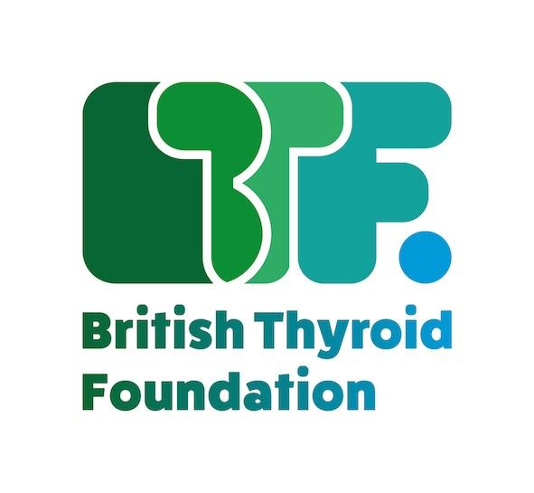 British Thyroid Foundation logo