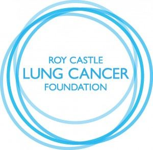Roy Castle Lung Cancer Foundation logo