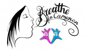 Breathe for Cameron logo