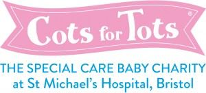 Cots for Tots logo