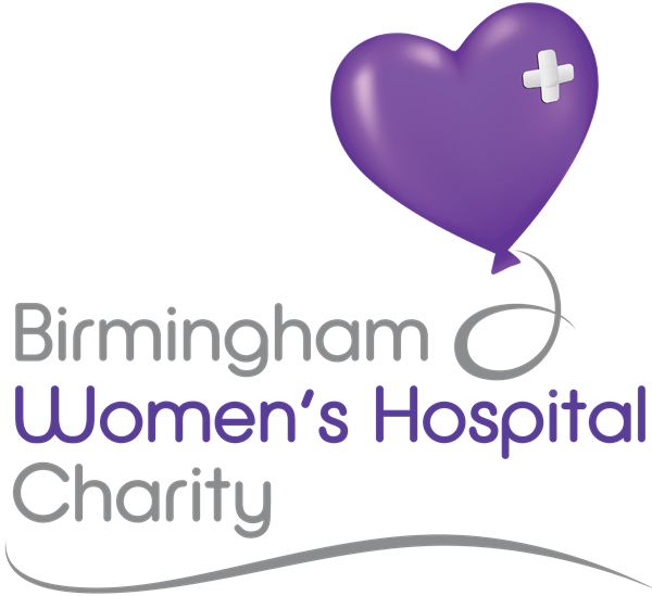Birmingham Women's Hospital Charity logo