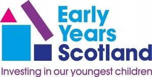 Early Years Scotland logo