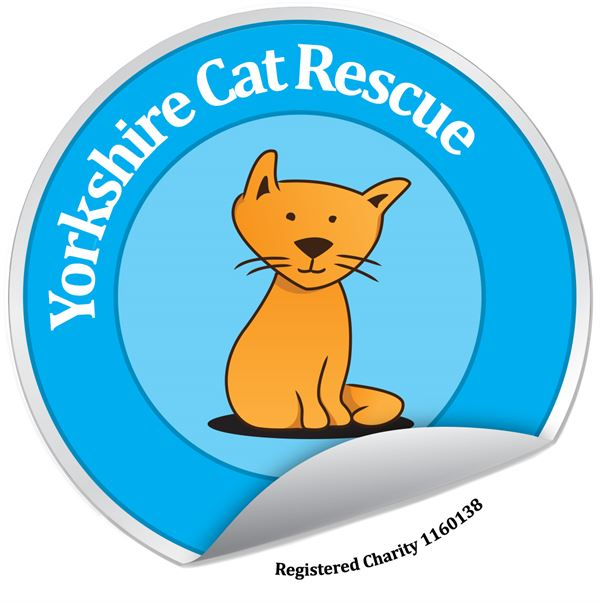 Yorkshire Cat Rescue logo