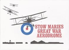 Stow Maries Great War Aerodrome Ltd logo