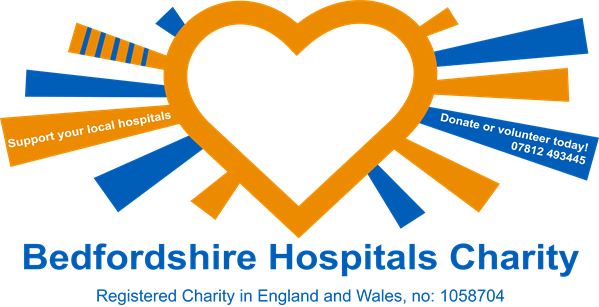 Bedfordshire Hospital's NHS Charity logo