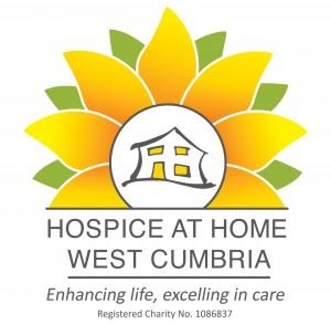 Hospice at Home West Cumbria logo