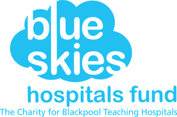 Blue Skies Hospitals Fund logo