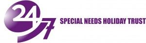 24x7 Special Needs Holiday Trust logo