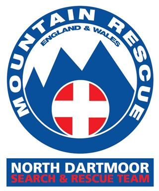 North Dartmoor Search and Rescue logo