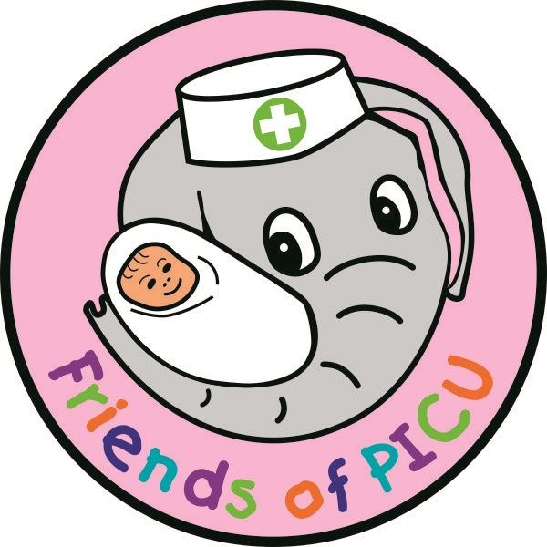 Friends of PICU logo
