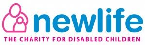 Newlife The Charity for Disabled Children logo