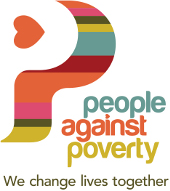 People Against Poverty logo
