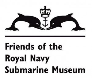 Friends of the Royal Navy Submarine Museum logo