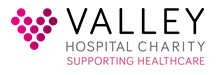 Valley Hospital Charity logo