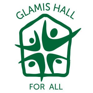 Glamis Hall for All logo