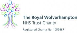 The Royal Wolverhampton NHS Trust Charity logo